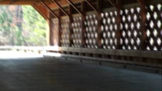 Rockdale County Covered Bridge..