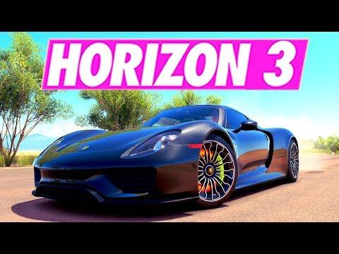 Forza Horizon 3 - MORT SUBITE #3 !!