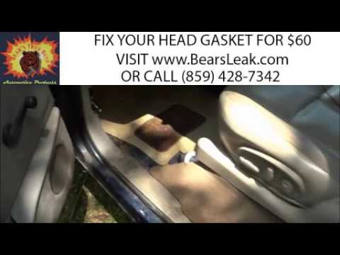 Bears Head Gasket Sealer 8 Month Update Review After 3462 Miles No