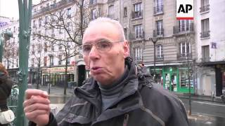 French Muslims react to killing of Charlie Hebdo journalists done in the name of Islam
