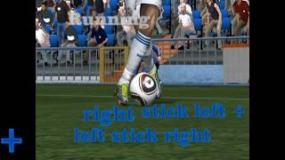 FIFA 11 PC Amazing dribbling skills/tricks tutorial