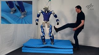 Multi-Contact Balancing for Torque-Controlled Humanoid Robots