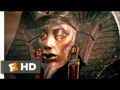 Stargate (7/12) Movie CLIP - Taken Before Ra (1994) HD