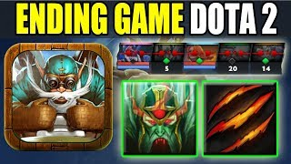Imba So FAST GAME Has Ended [Vampire+Overpower] Ability Draft Dota 2