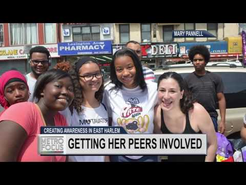 Teenage Activist Speaks Out to Inspire Change