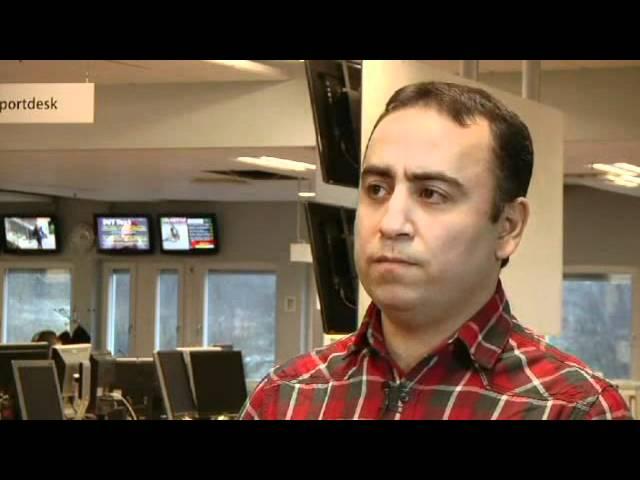 Bassam Al Baghdadi - Dödshotad pga sina tweets