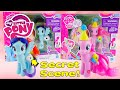 New My Little Pony Top Secret MAGICAL SCENES Rainbow Dash and Pinkie Pie Unboxing and Review