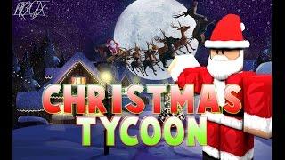 NAVIDAD!!!! /CHRISTMAS TYCOON /ROBLOX | DOGG2.0