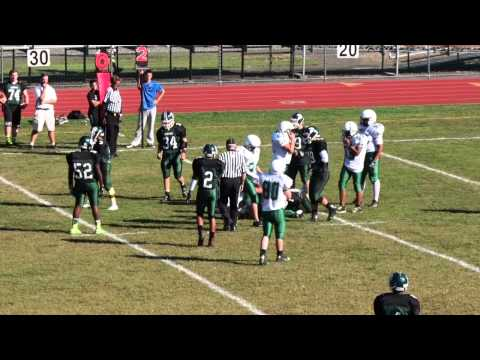 Jamie Mann 2014 Highlights - DePaul Catholic High School Freshman