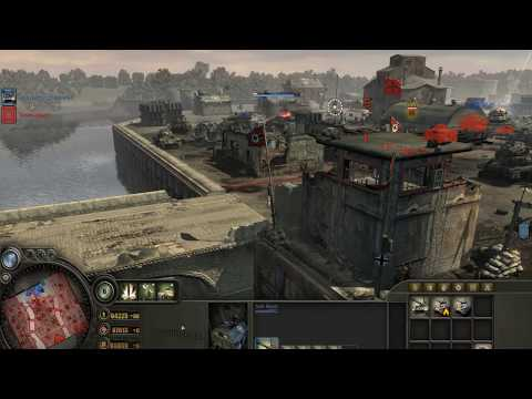 Company Of Heroes (Seine River Docks) Dev Mod 1210 1