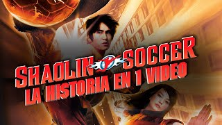 Shaolin Soccer: La Historia en 1 Video