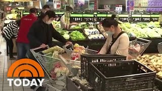 Life In China Becoming More Recognizable After Coronavirus Breakout | TODAY
