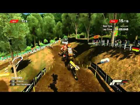 Обзор игры Мотокросс