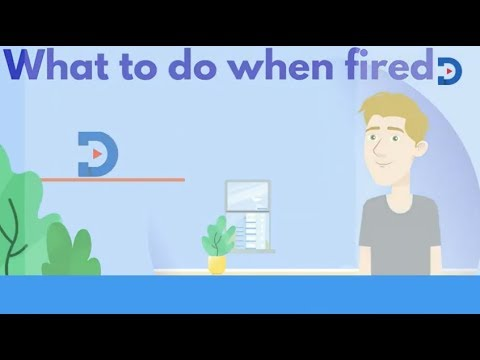 What to do immediately you get fired | BIASHARA TALK