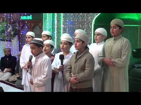Youngsters Recite Quran Birmingham