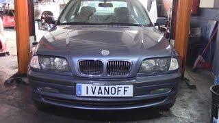 BMW 320D E46 Недостаточная мощность на малых оборотах. Решено!
