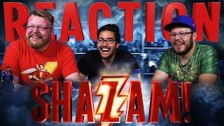 Baixar SHAZAM! - Official Teaser Trailer REACTION!!