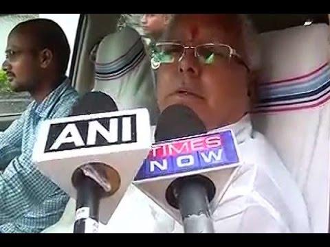 Lalu Yadav upset over Nitish Kumar's action against Shahabuddin?