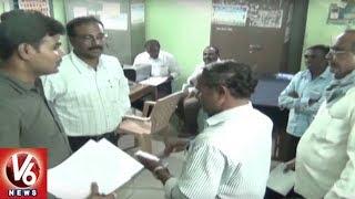 Anti-Corruption Bureau (ACB) officers trapped a Village Revenue Off...