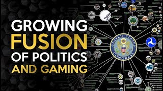 The Growing Fusion of Video Games and Politics