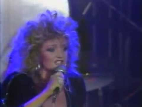 Bonnie Tyler: Band of gold