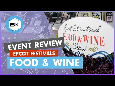 Review of 2018 Epcot Food & Wine Festival, Walt Disney World