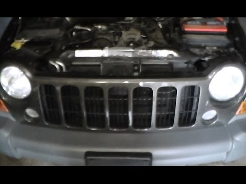 2005 Jeep Liberty Radiator Replacement Tips Youtube