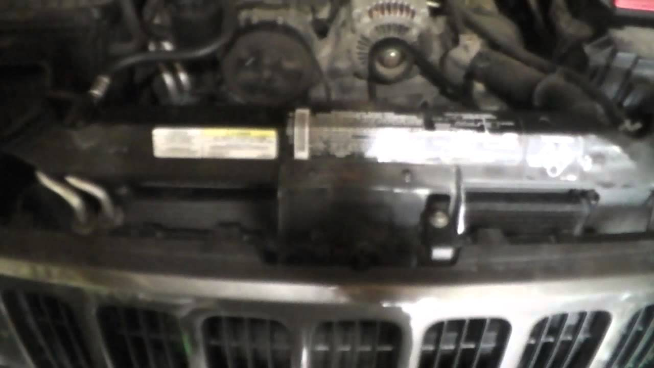 2005 Jeep Liberty Radiator Replacement Tips Youtube Renegade Engine Diagram