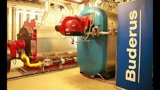Bosch/Buderus Industriekessel   Luxembourg   Referenz La Provencale