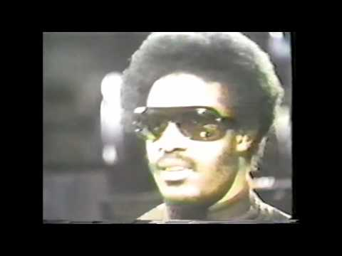 Stevie Wonder - Innervisions - Promo - In Studio Performance + Interview 1973