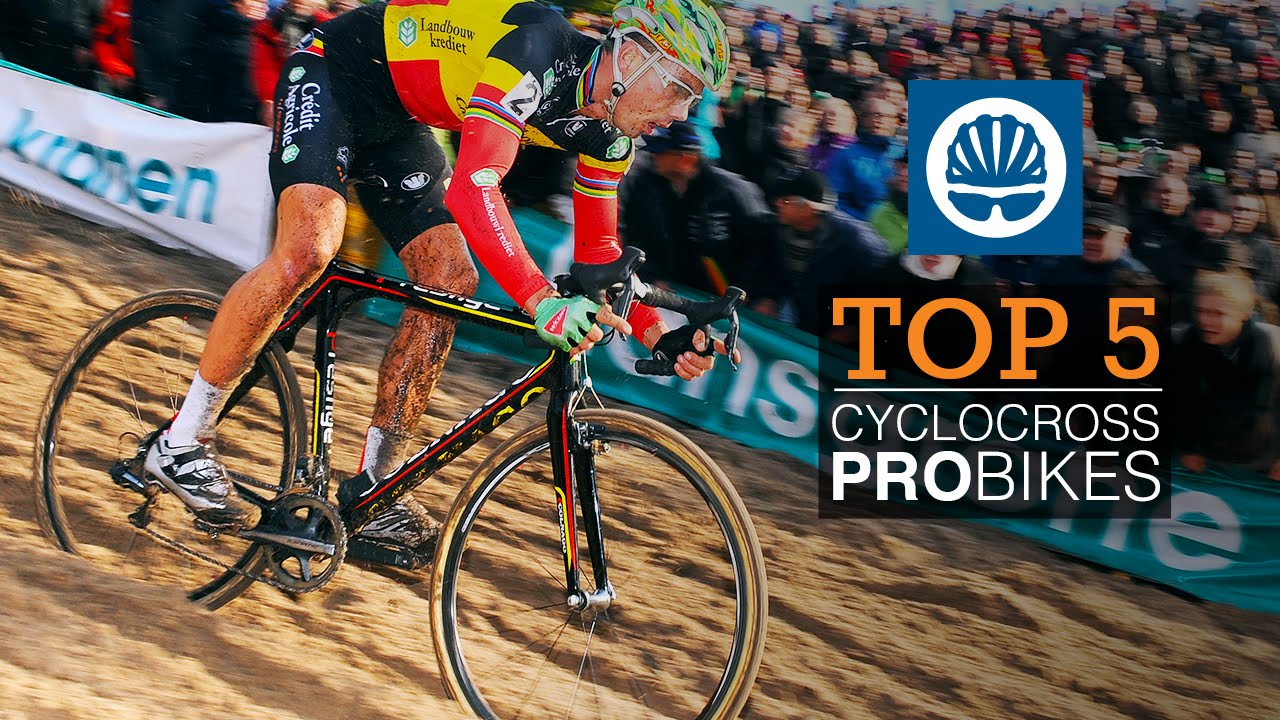 Top 5 - Pro Cyclocross Bikes - YouTube
