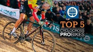 Top 5 - Pro Cyclocross Bikes