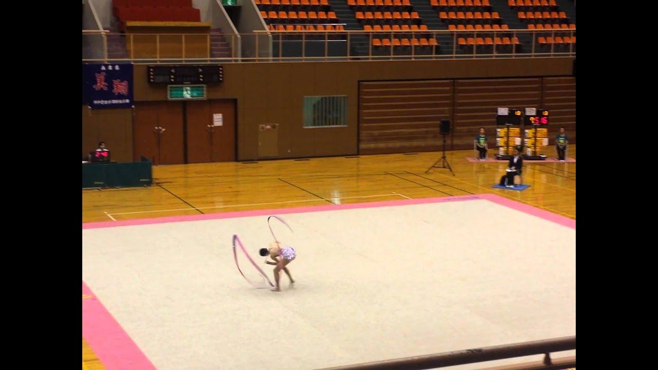 新体操 近畿中学総合体育大会