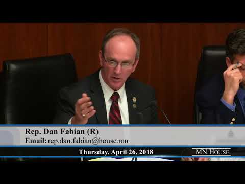 House Ways and Means Committee  4/26/18