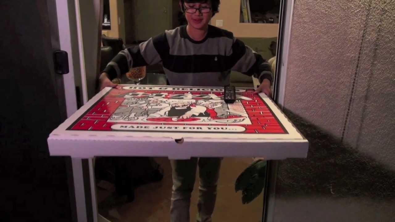 Home Alone Pizza Scene Remake Youtube