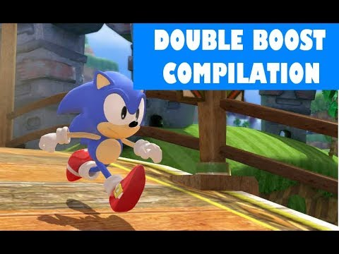 DOUBLE BOOST COMPILATION