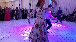 Шикарная Ингушская свадьба Лезгинка в Villa Borghese 2018 Караганда