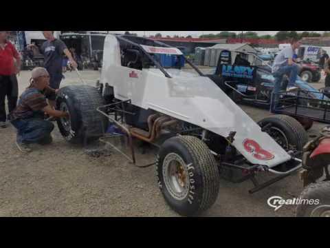 Kyle Wissmiller & Simmons Racing.  Four Crown 2016 at Eldora Speedway.  Pictures/Videos