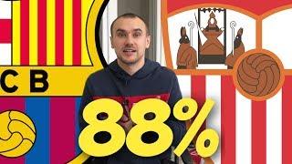 Барселона Севилья Прогноз / Прогнозы на Футбол / СЕГОДНЯ ТОЛЬКО ТОП МАТЧИ!!!