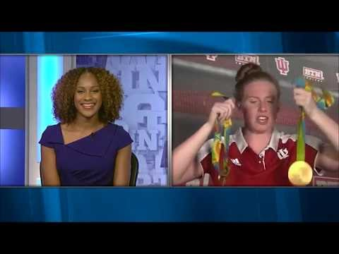 One-on-One Interview with Olympian Lilly King