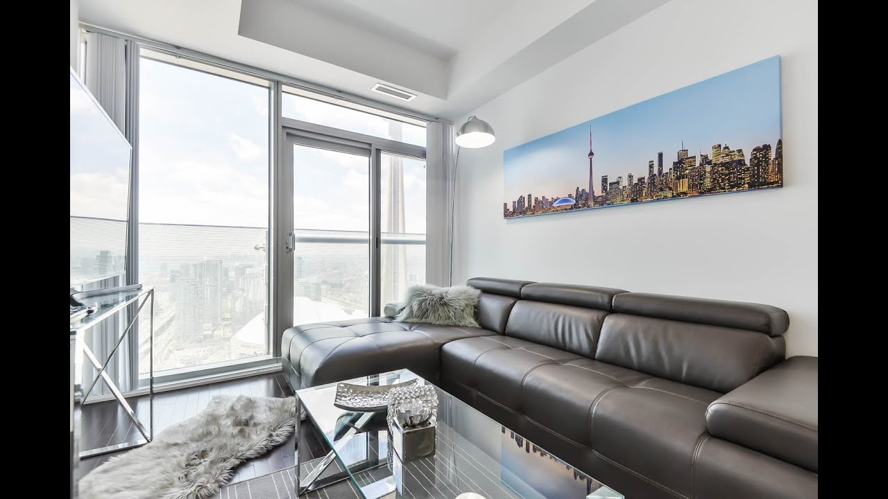 Luxury 1 bedroom condo york street toronto virtual tour - 3 bedroom condo for sale toronto ...