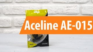Розпакування Aceline AE-015 / Unboxing Aceline AE-015