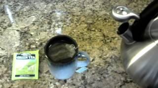 Calphalon Teakettle Safe, No Surge Pour of Boiling Water