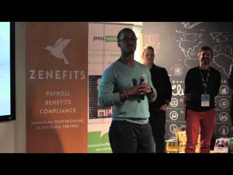 Startup Weekend Vancouver 2015 Winners Pitches (no editing)