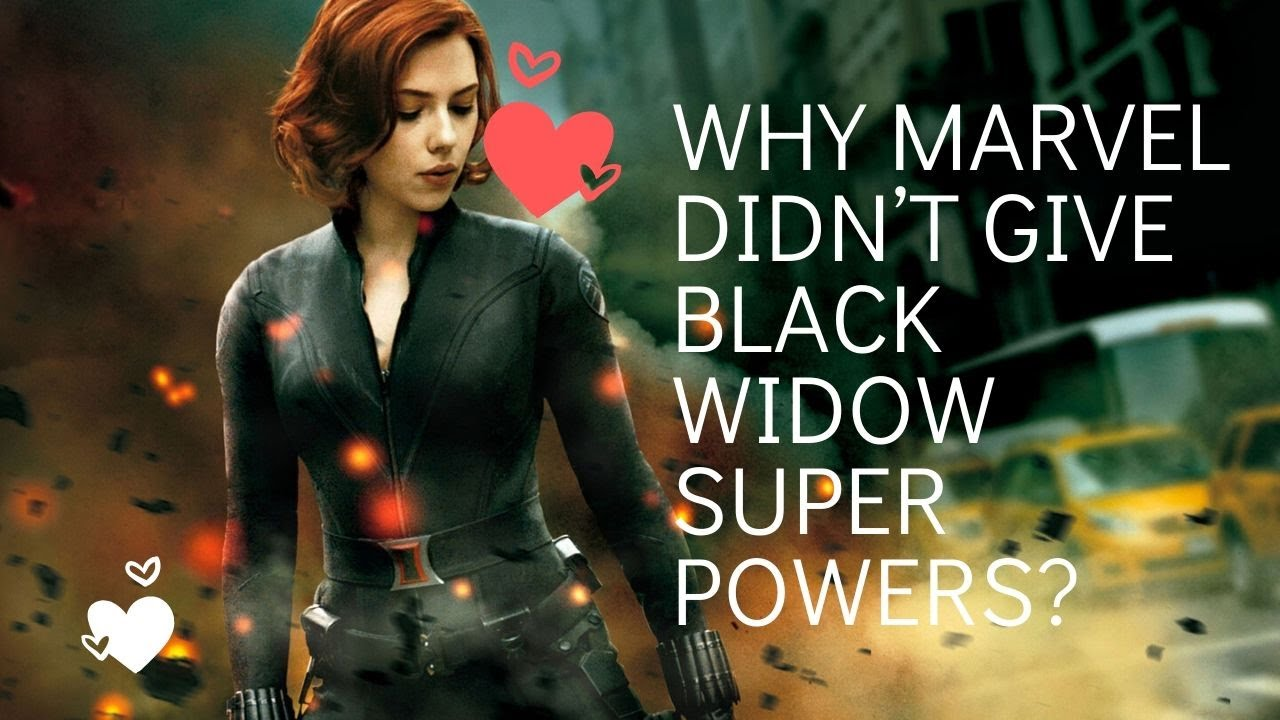 Here S Why Marvel Didn T Give Black Widow Super Powers Like In The Comics