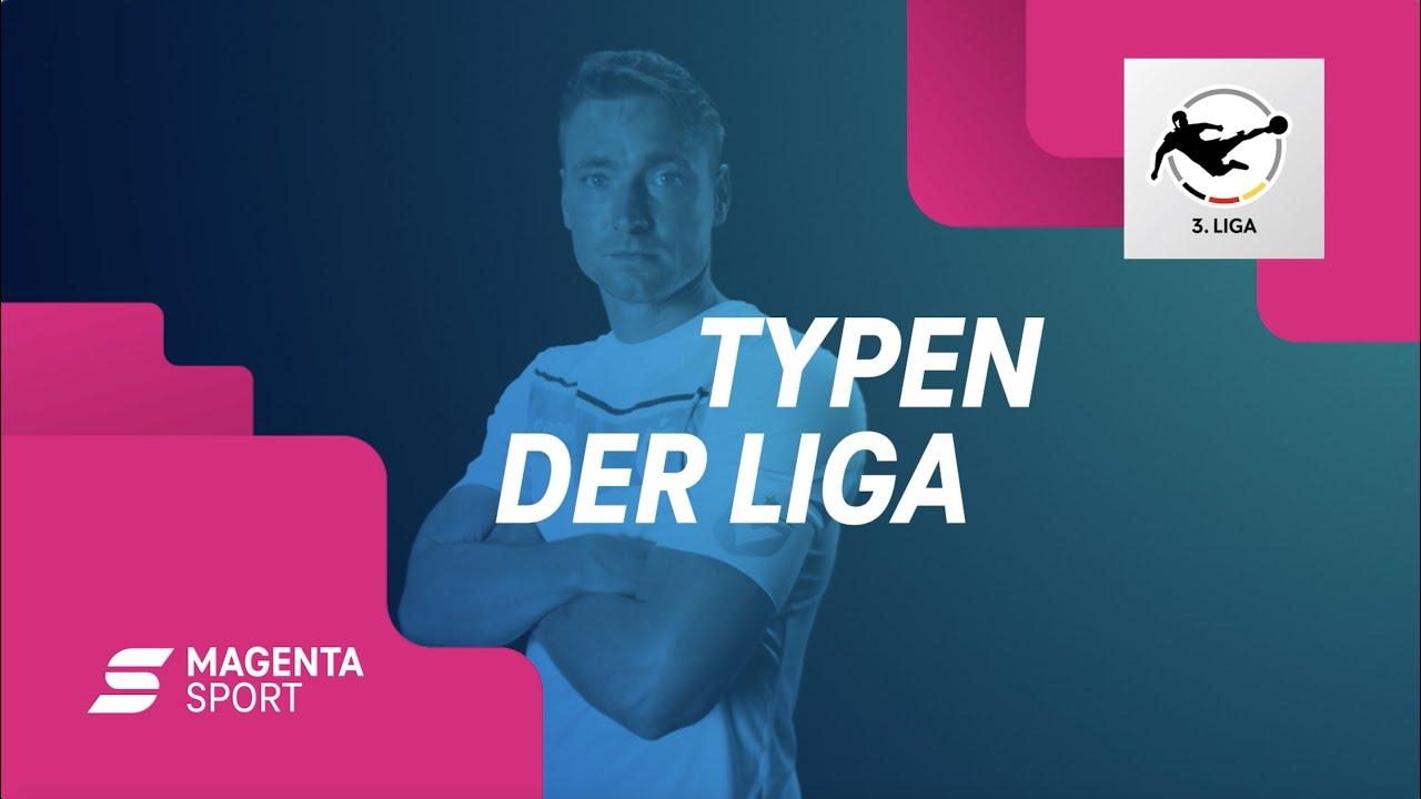 Download Typen der Liga: Christoph Menz | 3. Liga | MAGENTA SPORT