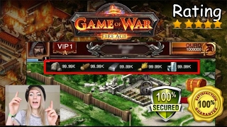 Game Of War Hack Tool Free Gold No Survey - video Proof