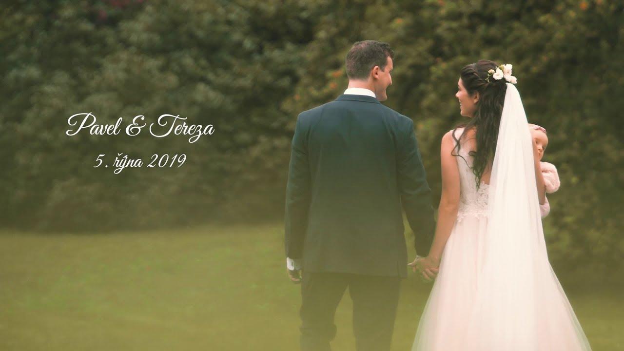 Tereza & Pavel | Svatební video | Videomakers.cz