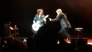 """Sweet Sixteen"" - Billy Idol & Steve Stevens ACOUSTIC LIVE - Seattle, WA - 3.5.19"