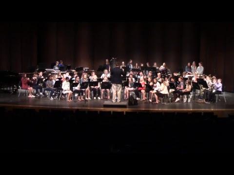 SV Band Fest Chaska Middle School West 8th Grade